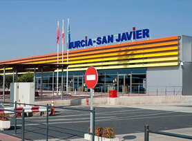Luchthaven San Javier